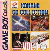 Konami GB Collection Vol. 1